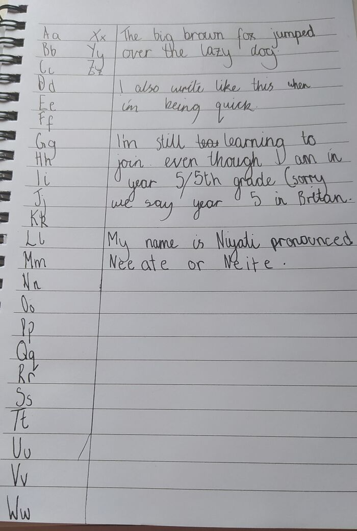 This Is My Handwriting