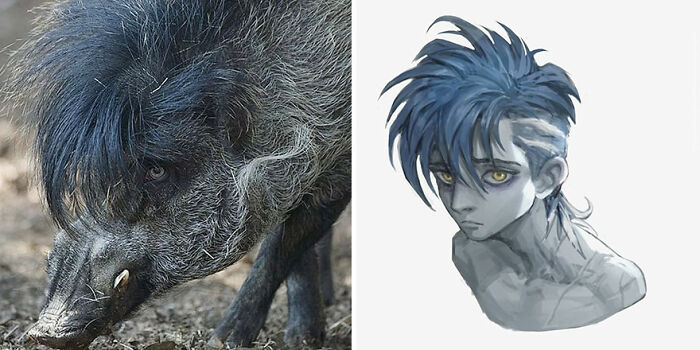 Cerdo verrugoso de Visayan