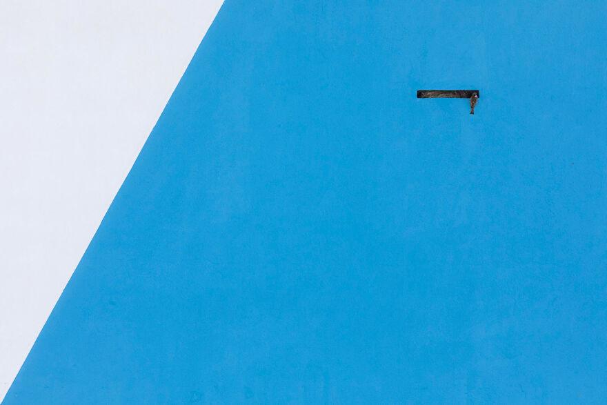 """Lost In Geometry"" By Christian Wappl"