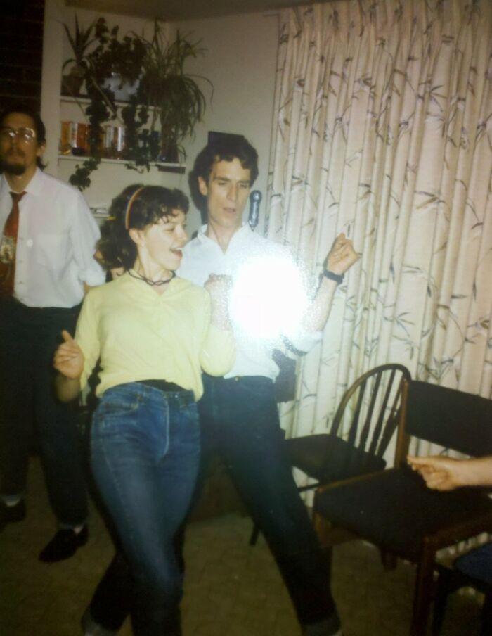 Bill Nye, el alma de la fiesta