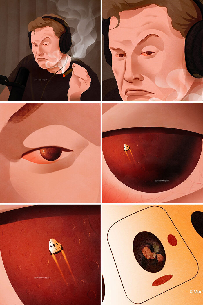 I Illustrate The Sad Truth Of Modern Life And Take A Critical Look At Our Society (30 New Pics)