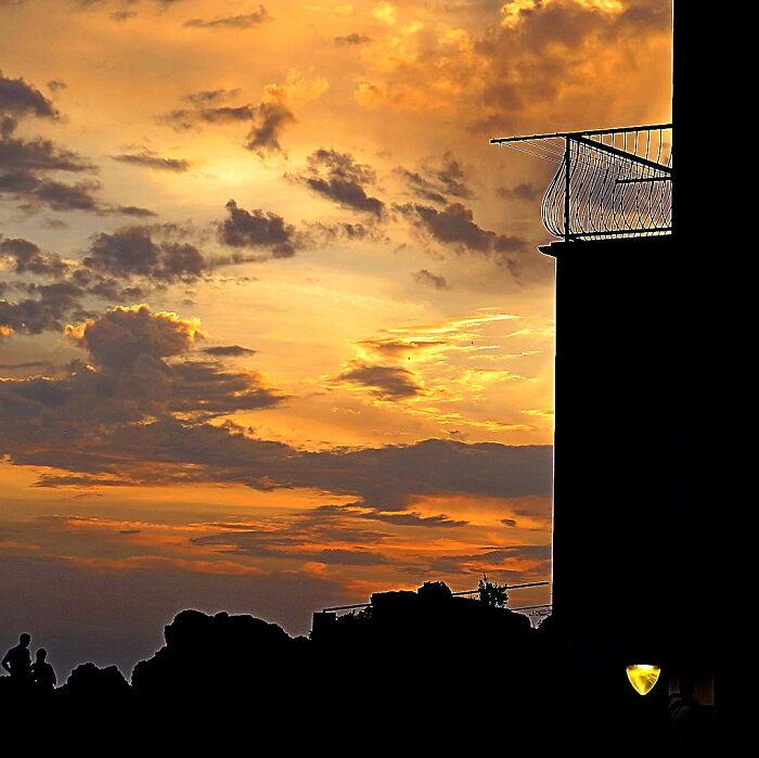 Sunset-Riomaggiore-Italy 2017