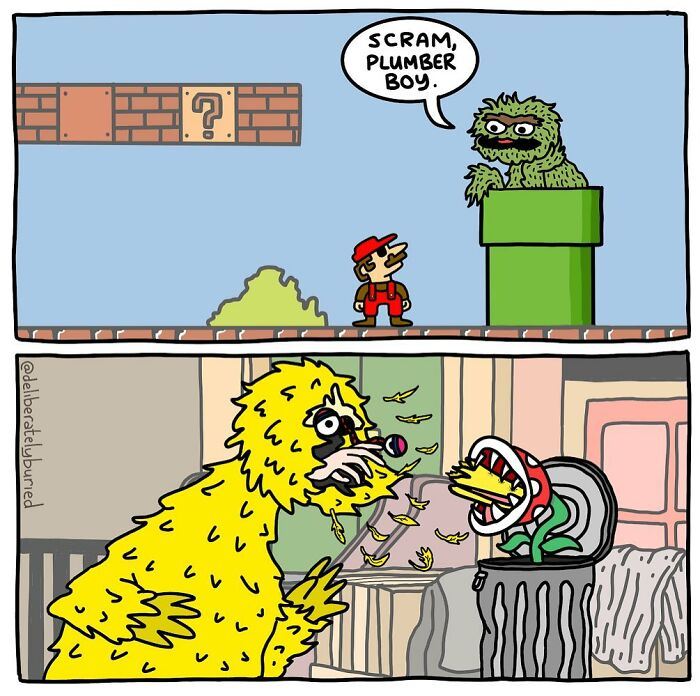 This Artist Creates Stupid Comics For People With A Dark Sense Of Humor