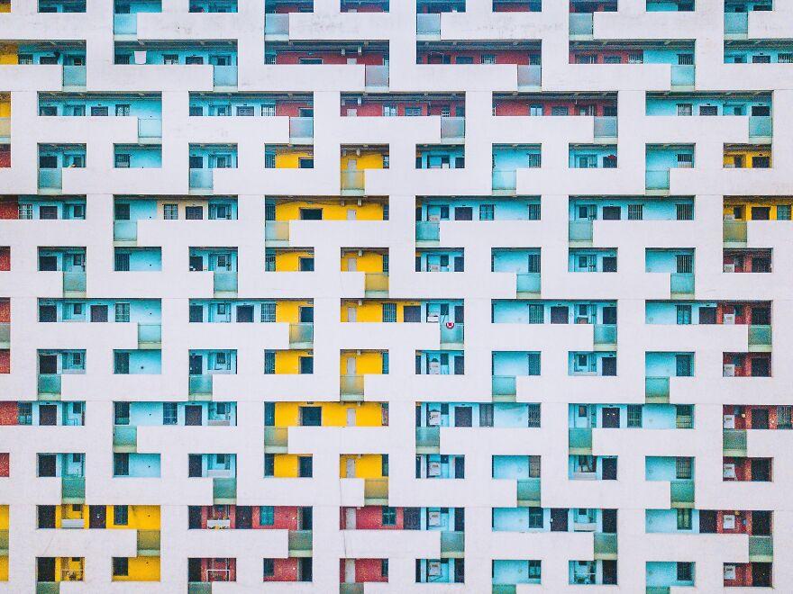 Rainbow Labyrinth Building