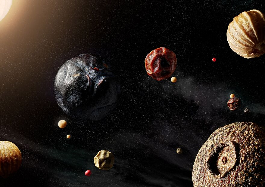 Seeds & Spices Solar System