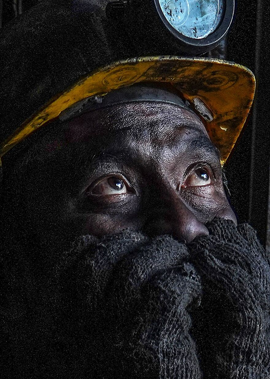 A Day Of Coal Miner