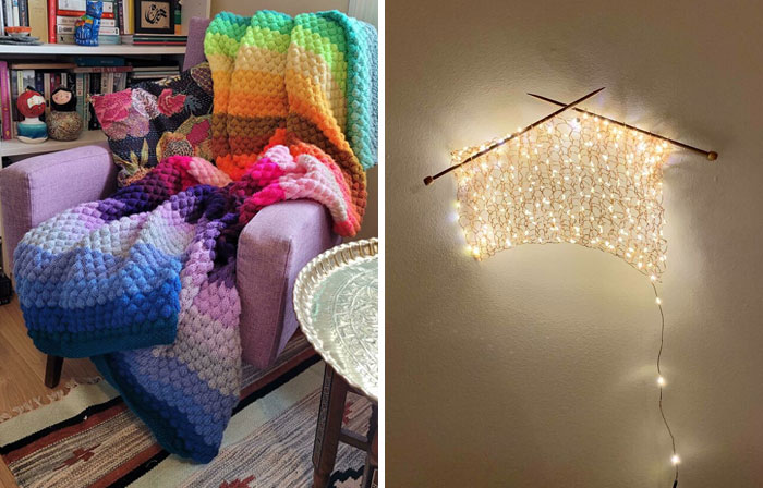 50 Times People Mastered The Art Of Knitting And Shared Their Creations Online