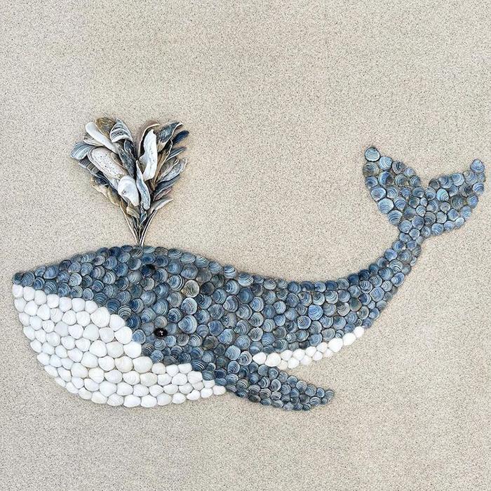 animals from seashells art anna chan 60d318f72e86e 700