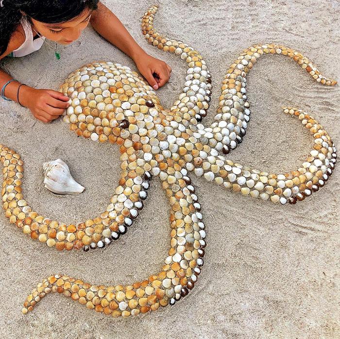 animals from seashells art anna chan 60d319095d357 700