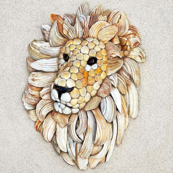 animals from seashells art anna chan 60d3190f9f97a 700