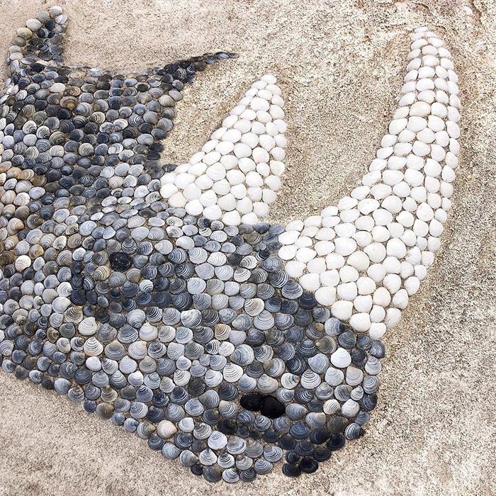 animals from seashells art anna chan 60d3193e554ac 700