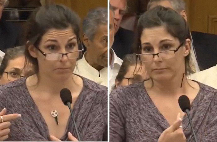 Anti-Vax Nurse Brings Metal Objects To The Stand To Prove The Vaccine Made Her Magnetic – Becomes A Laughing Stock
