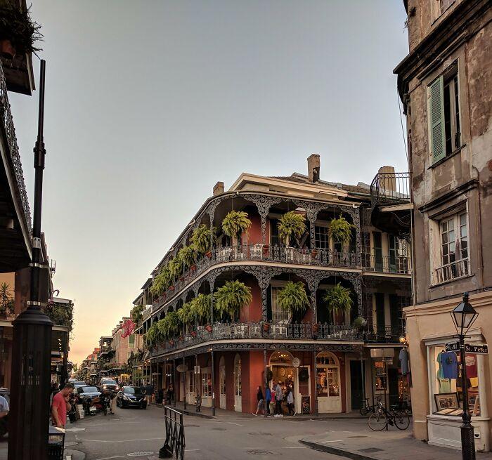 Barrio francés, Nueva Orleans