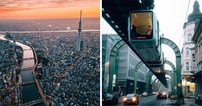 Human-Made Things Are Incredible Too And These 30 Striking Photos Of Cities Shared In This Online Group Prove It