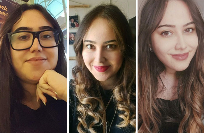 First Picture 19f, Second One 22f, Third One 23f. Farewell To 4~ Years Of Depression And Excess Weight!