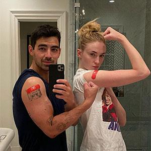 Estas 25 celebridades ya fueron vacunadas contra el Covid-19 y lo muestran para animarte a hacerlo también