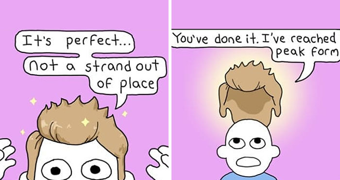 Artist Creates Comics With Absurd Twists And They Might Make You Laugh (32 New Pics)