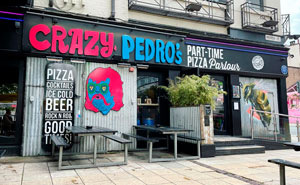 Crazy Pedro's Gets Annoyed With An Influencer Looking For A Free Meal And Claps Back