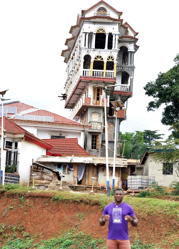 Cuando se tiene el dinero pero no la tierra (Batié, Camerún)
