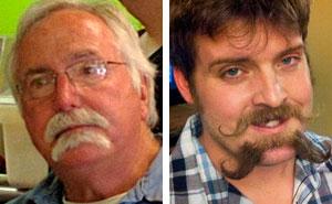 """30 Hombres que decidieron probar la tendencia del """"doble bigote"""" y obtuvieron resultados ridículos"""