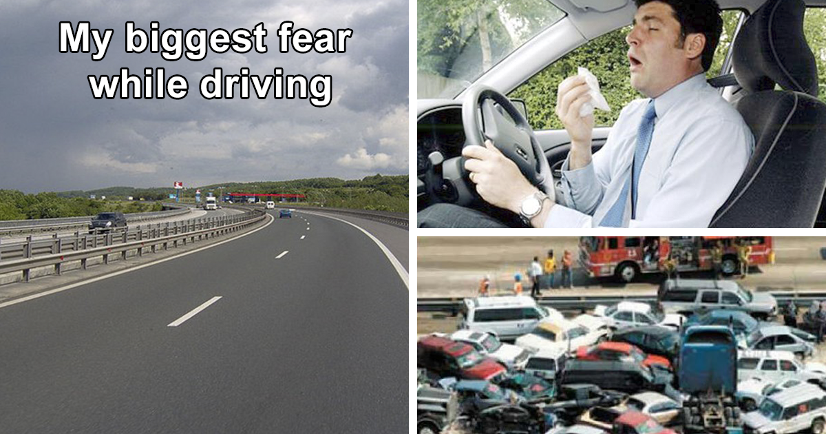 55 Funny Memes Anyone Who Drives Cars Can Relate To