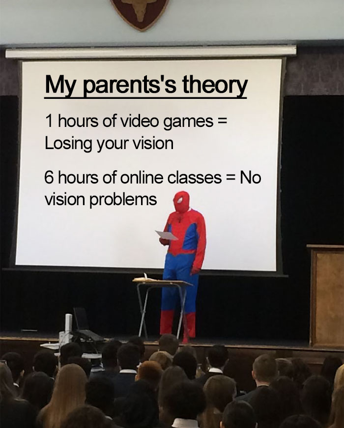 Parents Theory