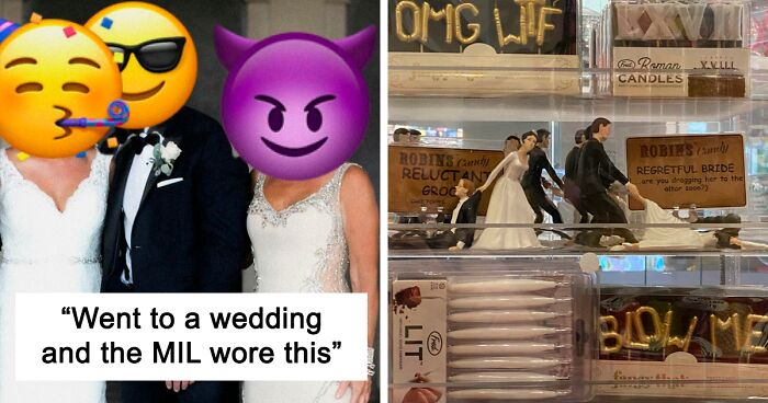 111 Times This Wedding-Shaming Group Did Not Hold Back