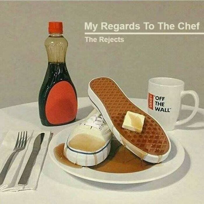 My Regards To The Chef
