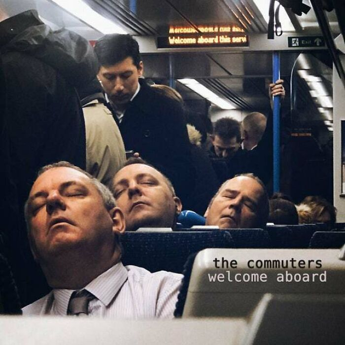 The Commuters - Welcome Aboard