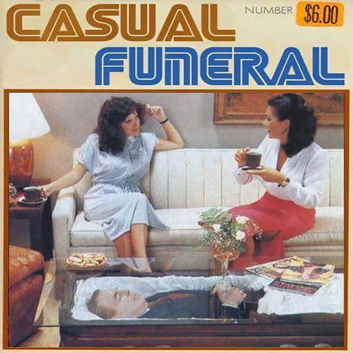 Casual Funeral