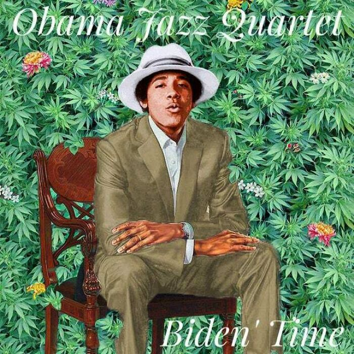Obama Jazz Quartet - Biden' Time