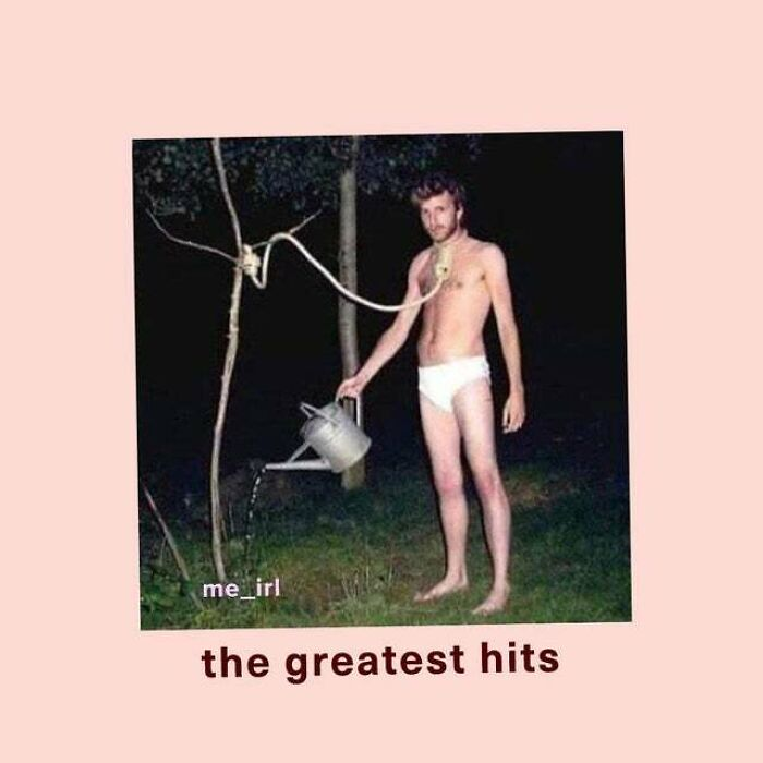 The Greatest Hits — Me_irl