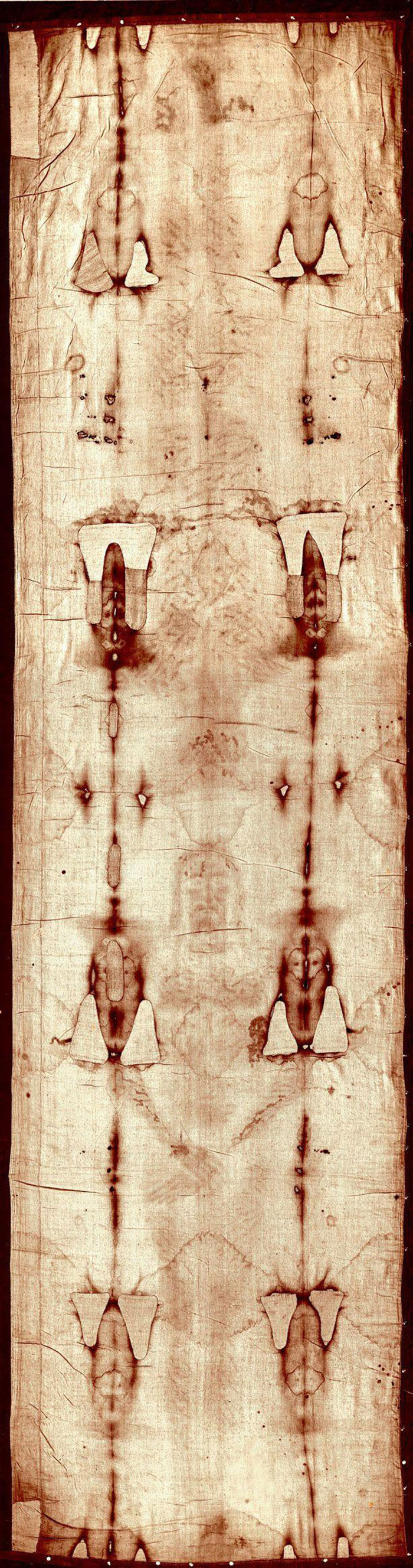 The 'Shroud Of Turin' Was Carbon-Dated To A Thousand Years After Jesus's Birth