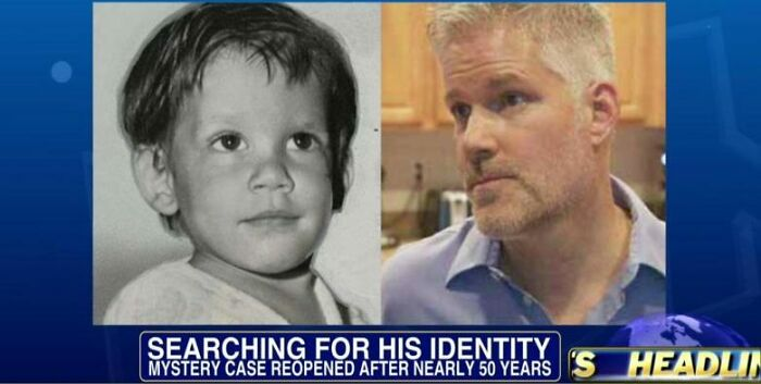 Paul Fronczak's Real Identity