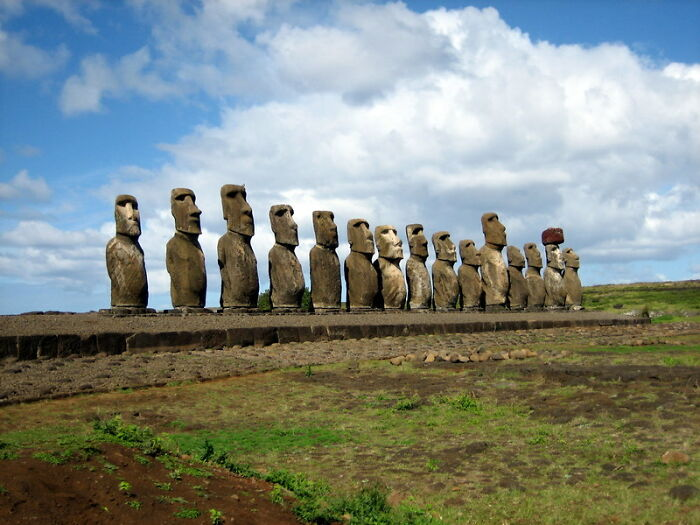 The Underground Secret Of The Easter Island Heads