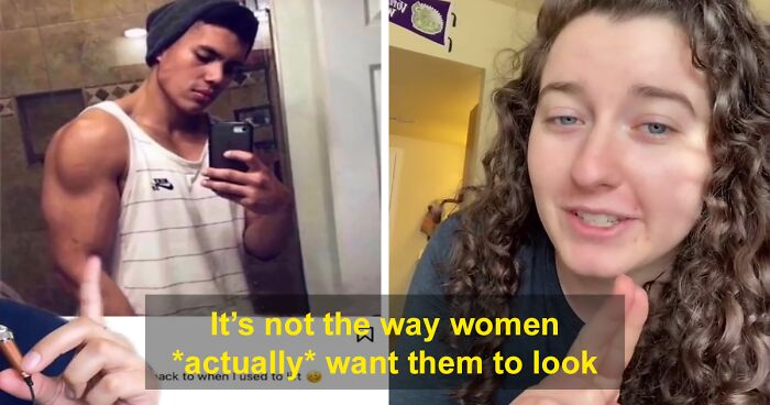 Here's What Men Think Women Find Attractive VS. What They Actually Find Attractive, Explained By A Girl On Tiktok