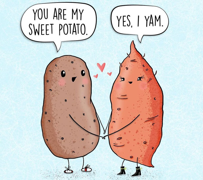 30 Funny Comics About Food That Are Full Of Puns And Jokes, By This Artist