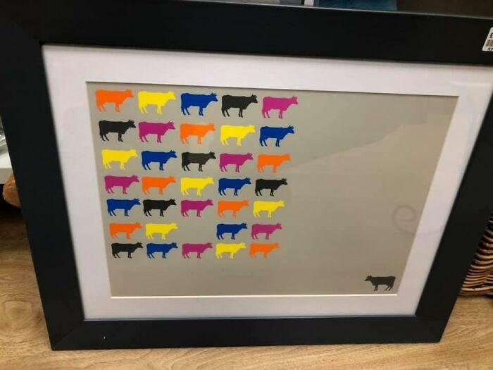 Estas vacas pueden ser tuyas por £3.50