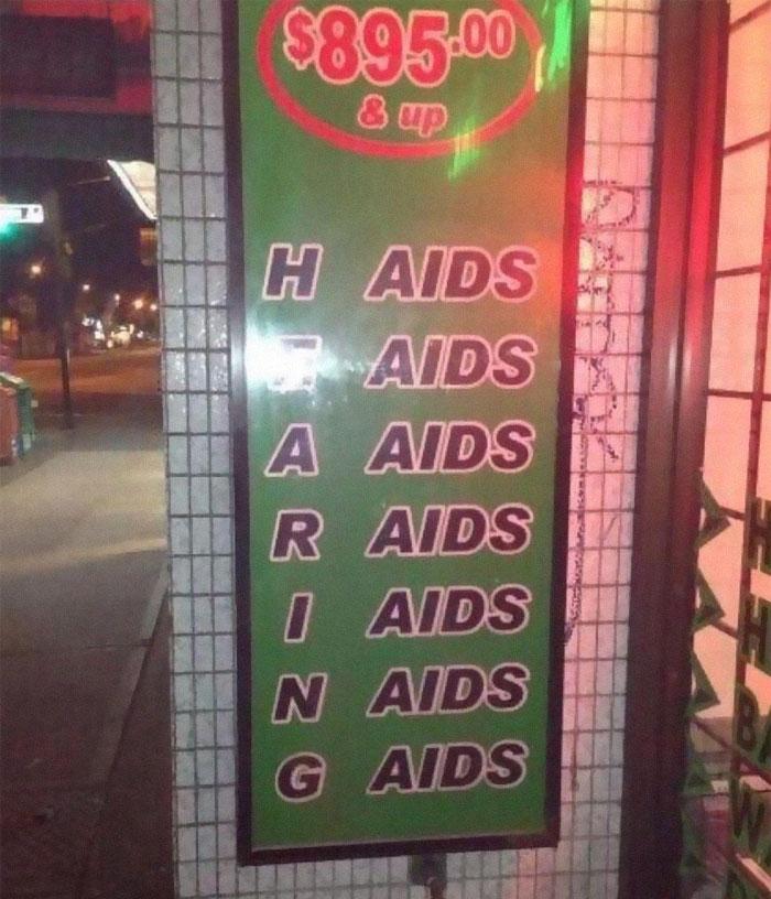 Hearing Aids?