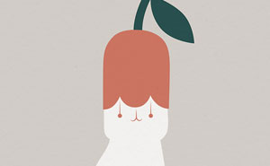 I Created A Series Of Minimal Illustrations With Cats And Plants (26 Pics)