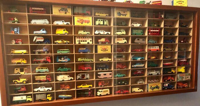 Original 50s-60s Lesney Matchbox Cars And 8 (So Far) Of The Original Sweet Sixteen Hot Wheels