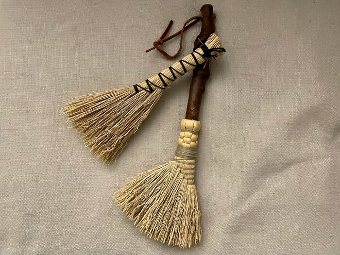 A Quick Sample Of My Broom Collection!