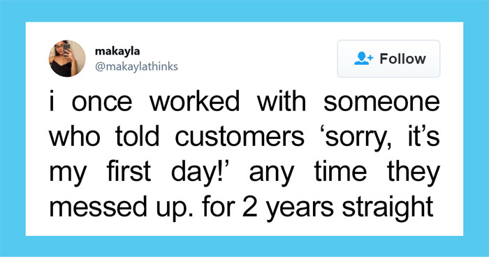 People Are Cracking Up At These 31 Funny Lies Service Workers Said To Customers In Uncomfortable Situations