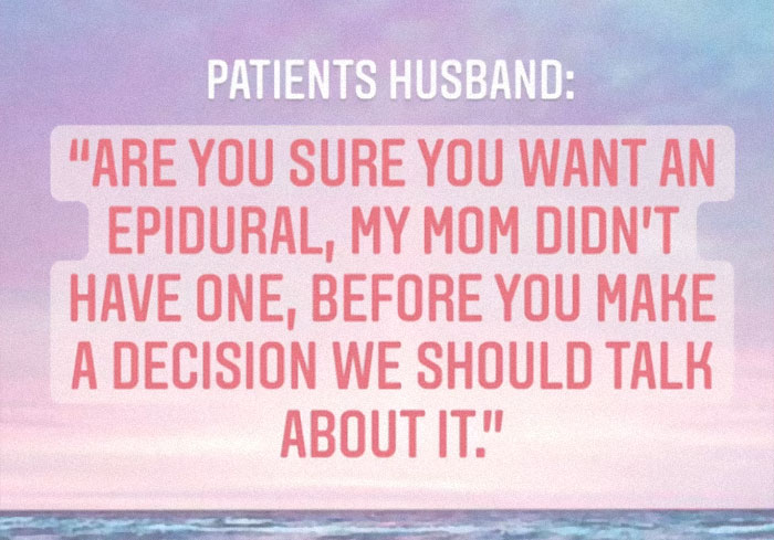 Nurse-Shares-Inappropriate-Comments-Dads-Say-Delivery-Room