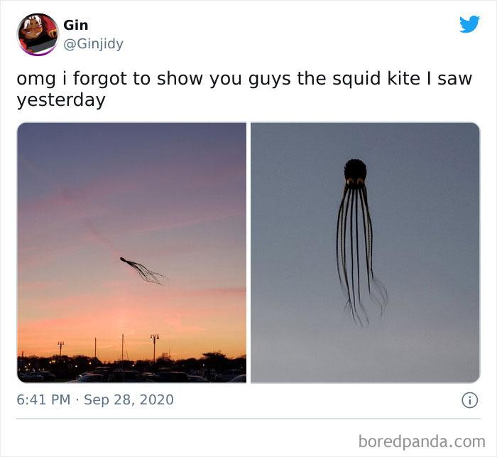 Spookyass Squid Kites