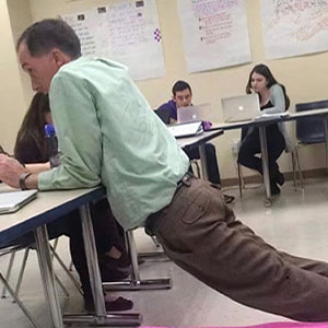 This Instagram Page Is Solely Dedicated To People Standing Weirdly In Public, And Here Are 42 Of The Best Pics