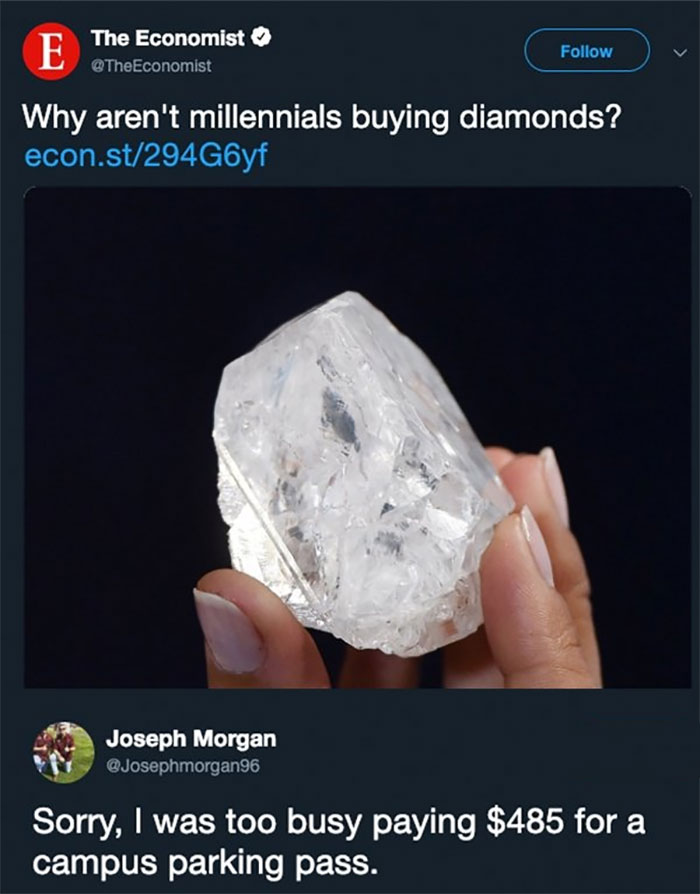 """""""Millenials Are All Lazy And Entitled!"""""""