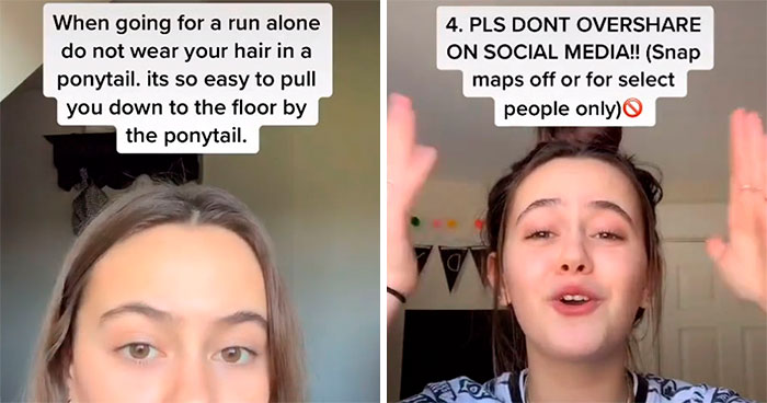 11 Useful And Potentially Life-Saving Safety Tips Shared By This TikToker