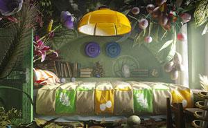 Designers Realistically Recreate Unique Interiors From The Magical Studio Ghibli Movies