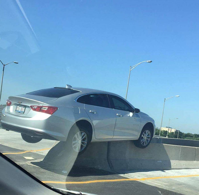 The Road Is Lava